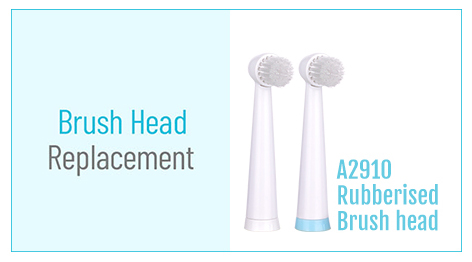 360 Replacement Toothbrush Head A2910